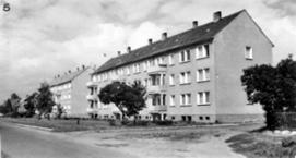 Heide Dorf DDR Altmark